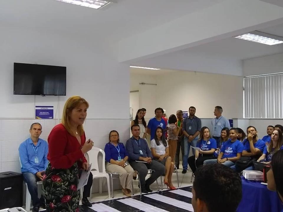 DETRAN – MA recebe novos funcionários concursados com treinamento