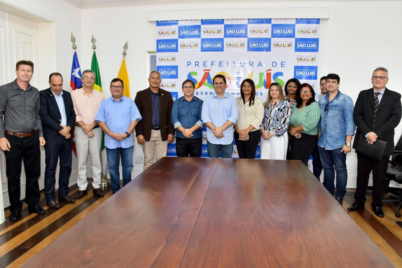 Prefeitura e  IFMA- Maracanã  ampliaram convênio para  campo de estágio curricular dos alunos do Instituto, nos pólos de produção apoiados pela gestão da SEMAPA