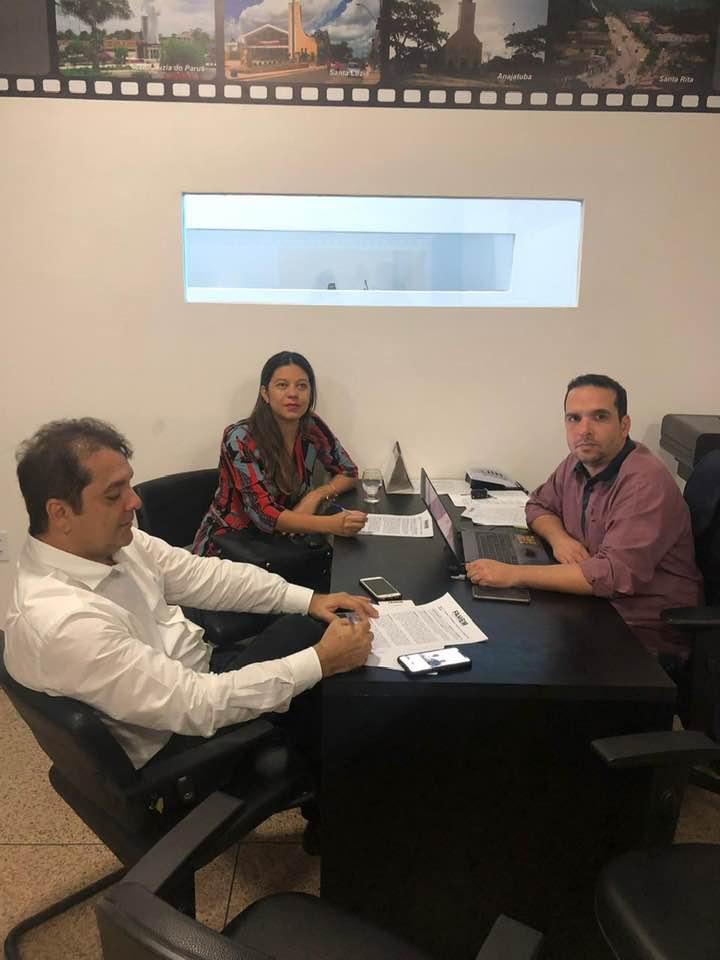 Santa Rita e Bacabeira fazem adesão ao programa Social de Energia Elétrica