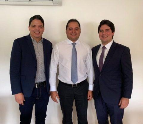 Pinheiro: Weverton Rocha destaca gestão e reafirma compromisso com reeleição de Luciano