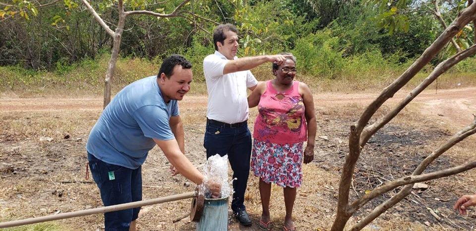 Cotidiano – Prefeito Hilton Gonçalo e a integração permanente da Zona Rural com a cidade de Santa Rita