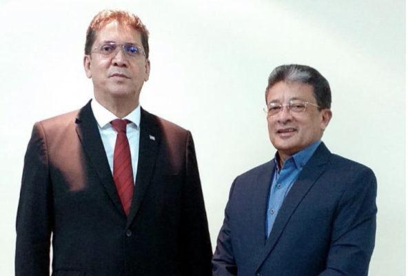 Eleições 2020 – Jerferson Portela declara apoio a Carlos Madeira