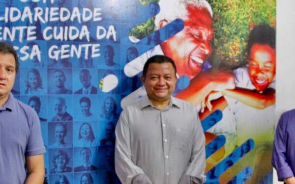 Márlon Reis declara apoio e assume coordenação jurídica da pré-candidatura de Madeira em São Luís