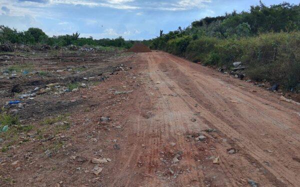 """Prefeitura de Santa Rita desativa """"lixão"""" do município e irá urbanizar área"""