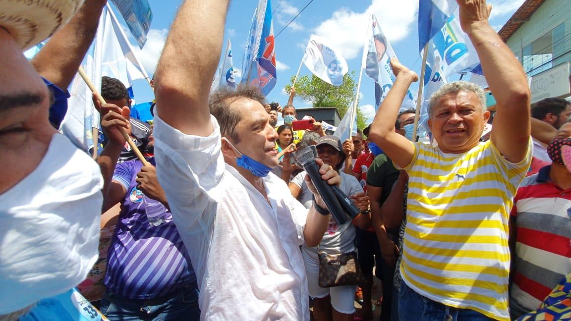 Dr. Hilton Gonçalo afirma que seguirá buscando melhorias para o povo de Santa Rita…