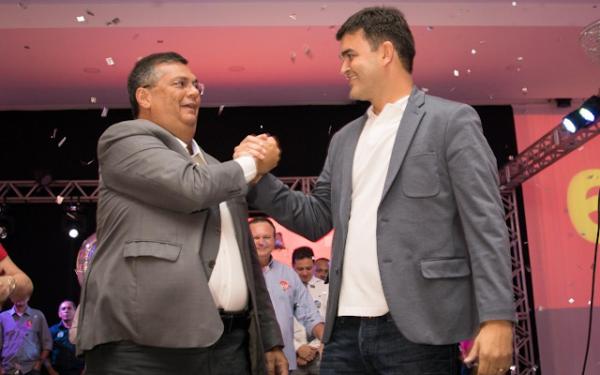 Justiça confirma: Duarte está proibido de utilizar imagem de Flávio Dino