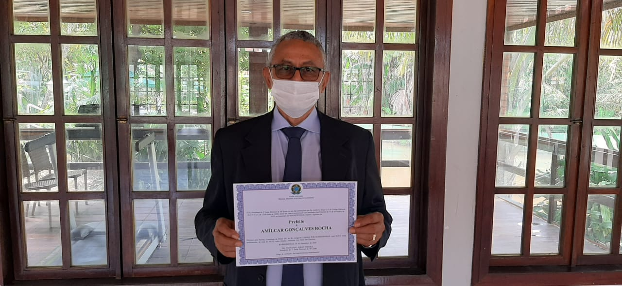 Dr. Amílcar e demais eleitos foram diplomados nesta sexta feira…