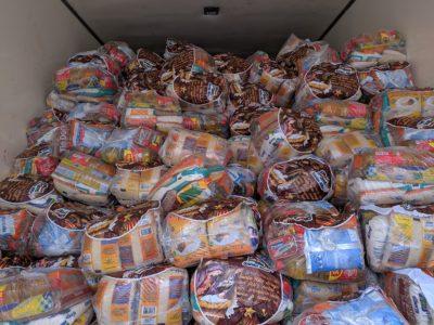 Prefeitura de Santa Rita distribui duas mil cestas básicas…