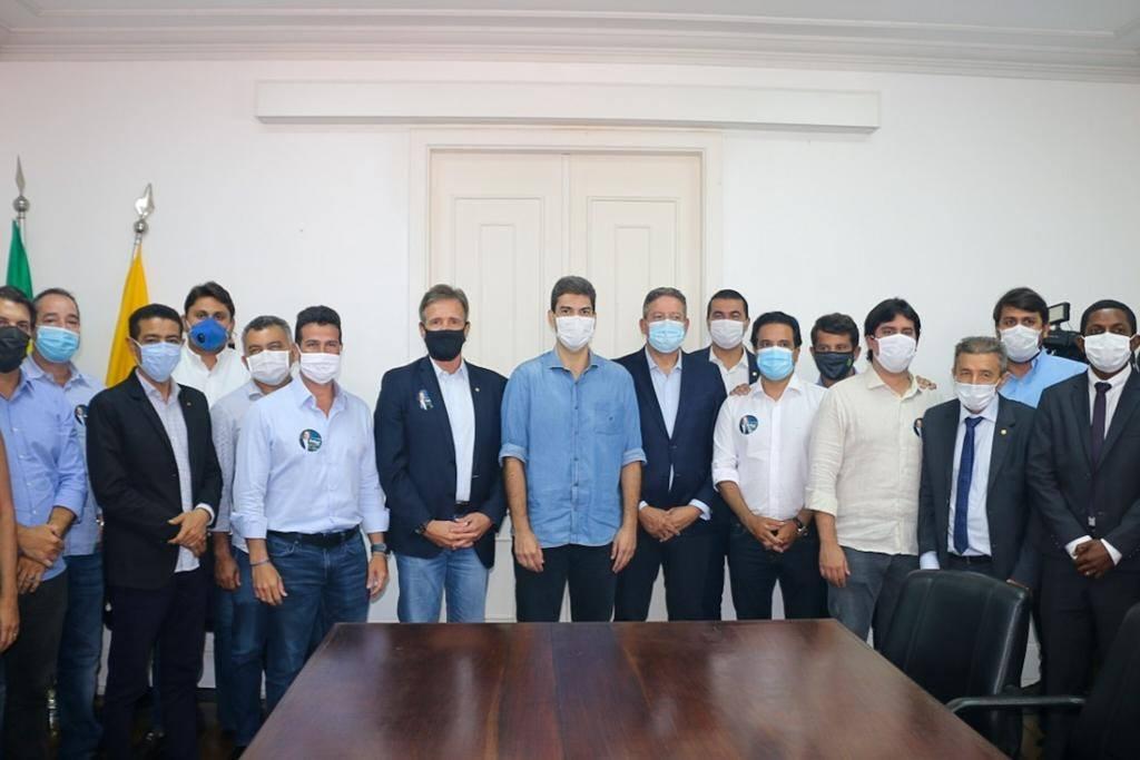 Hilton e Dr. Gonçalo participam de visita de Arthur Lira em São Luís…