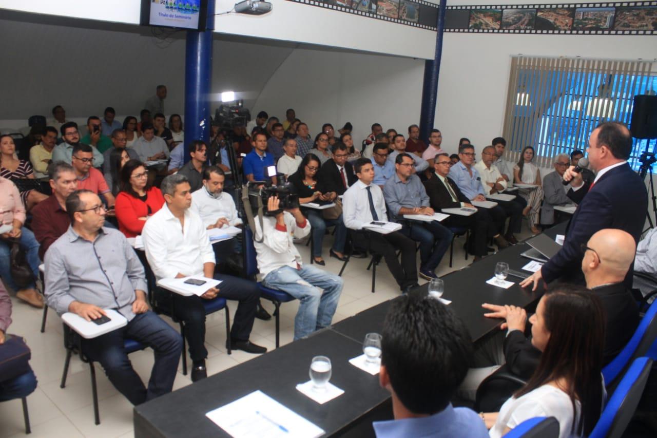 Famem – capacitação de gestores e diversas ações marcam gestão de Erlânio Xavier…