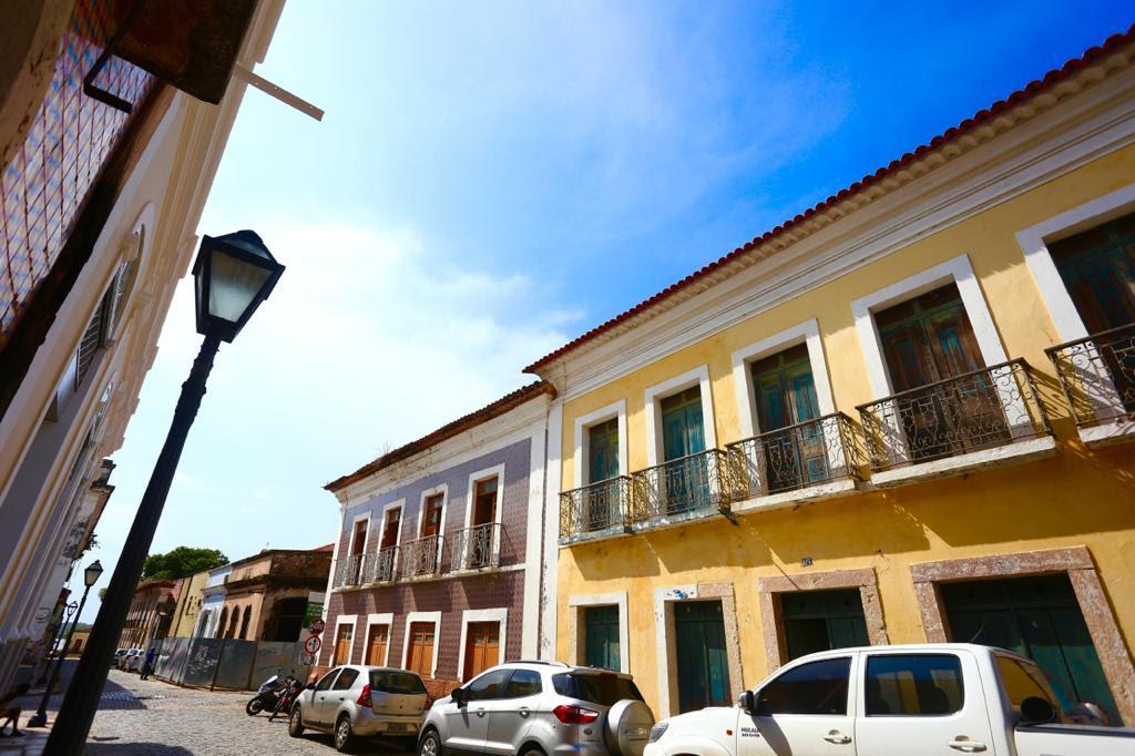 Programa 'Nosso Centro' vai estimular novos negócios no Centro de São Luís…