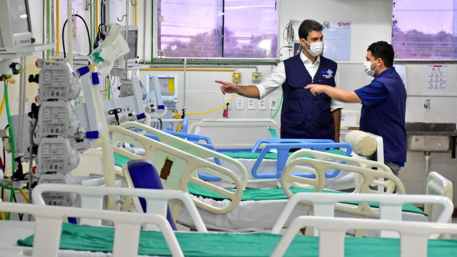 Braide entrega 50 leitos para atendimento de pacientes com Covid…