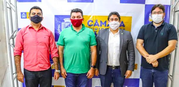Osmar Filho reforça municipalismo com unidade dos legislativos…