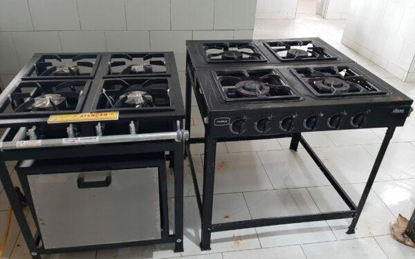 Prefeito Luciano adquire kit cozinha para melhorias no refeitório do Hospital Regional Dr. Antenor Abreu…