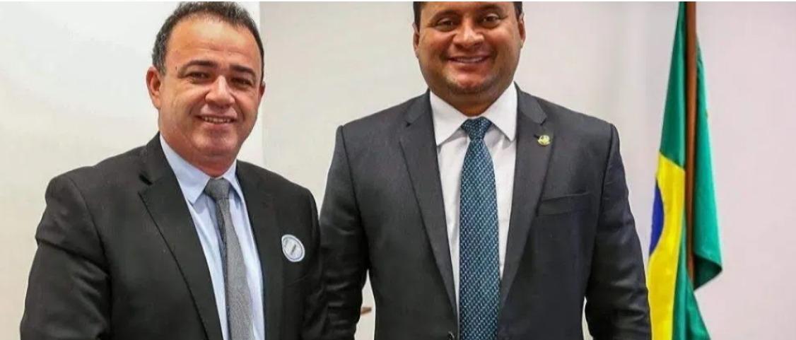 """Senador Weverton parabeniza Erlanio por direção na CNM: """"liderança nacional municipalista""""…"""