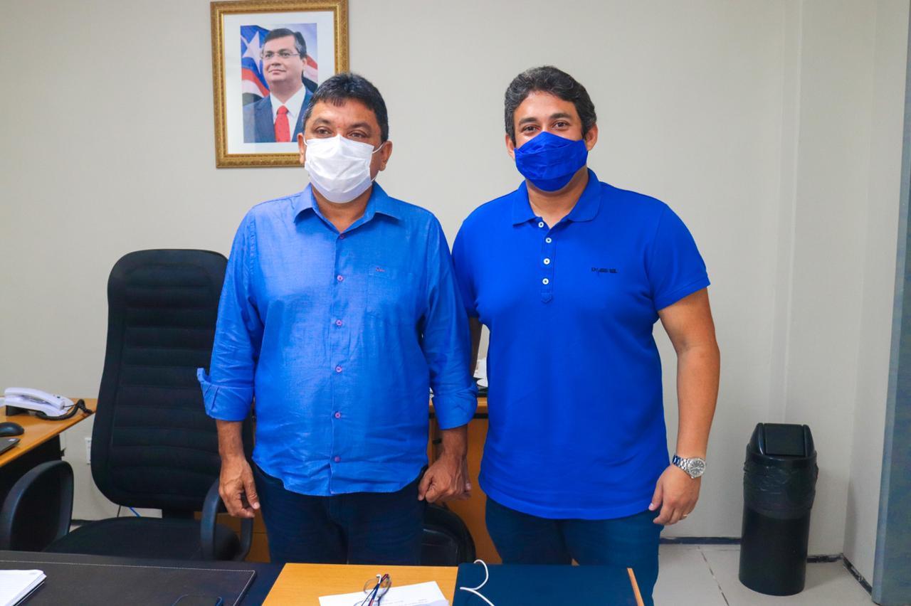 Osmar Filho e Márcio Jerry fortalecem diálogo em favor do Maranhão…