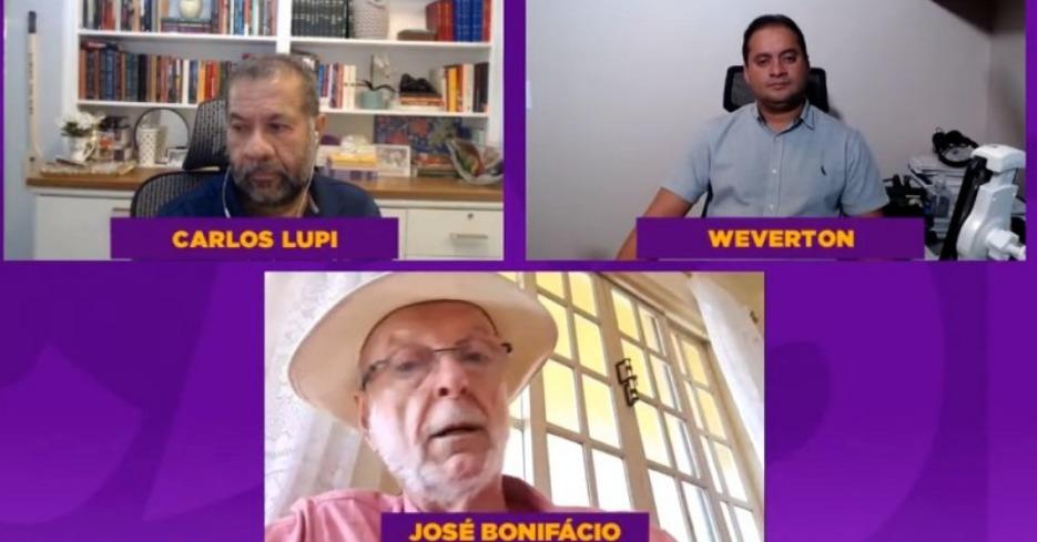 Lupi diz que vê Weverton como futuro governador do Maranhão…