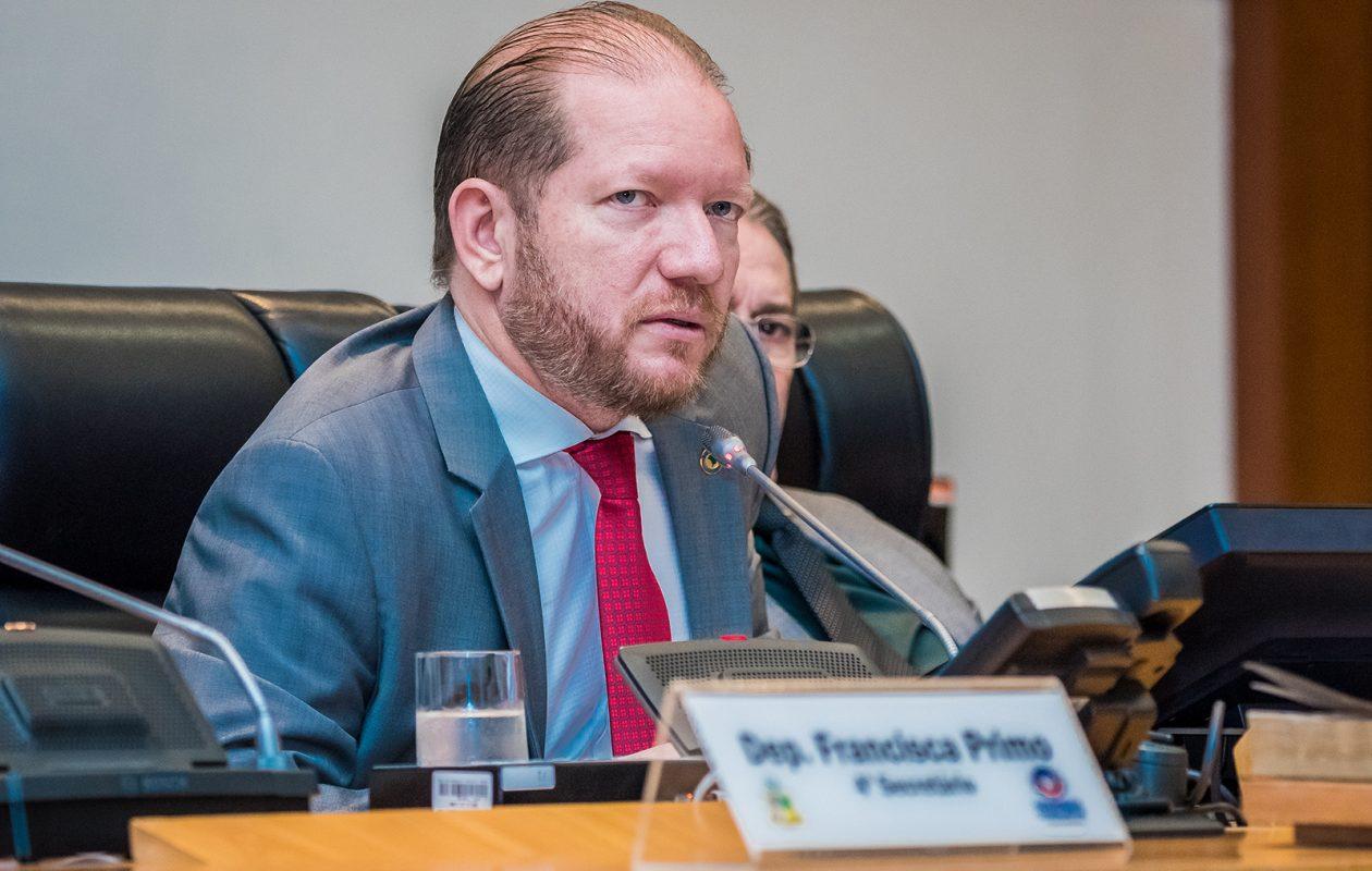 Othelino prorroga suspensão de atividades presenciais na Assembleia Legislativa…