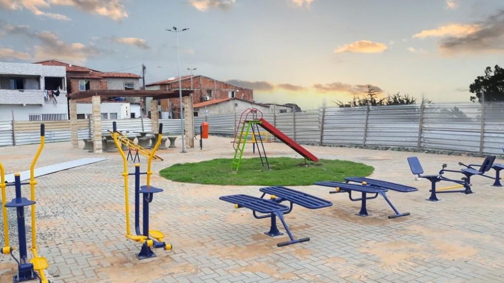 Secid avança na conclusão de mais uma etapa da urbanização na Ponta do São Francisco, em São Luís…