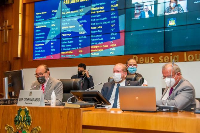 Assembleia Legislativa aprova Projeto de Lei de Diretrizes Orçamentárias para 2022…