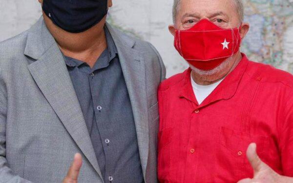 Flávio Dino se reúne com Lula e debatem sobre economia, combate à pandemia e medidas sociais…