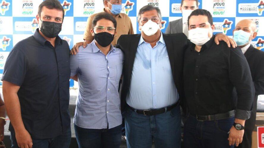 Parceria entre Glalbert Cutrim e Bruno Silva tem rendido bons resultados para Coelho Neto…