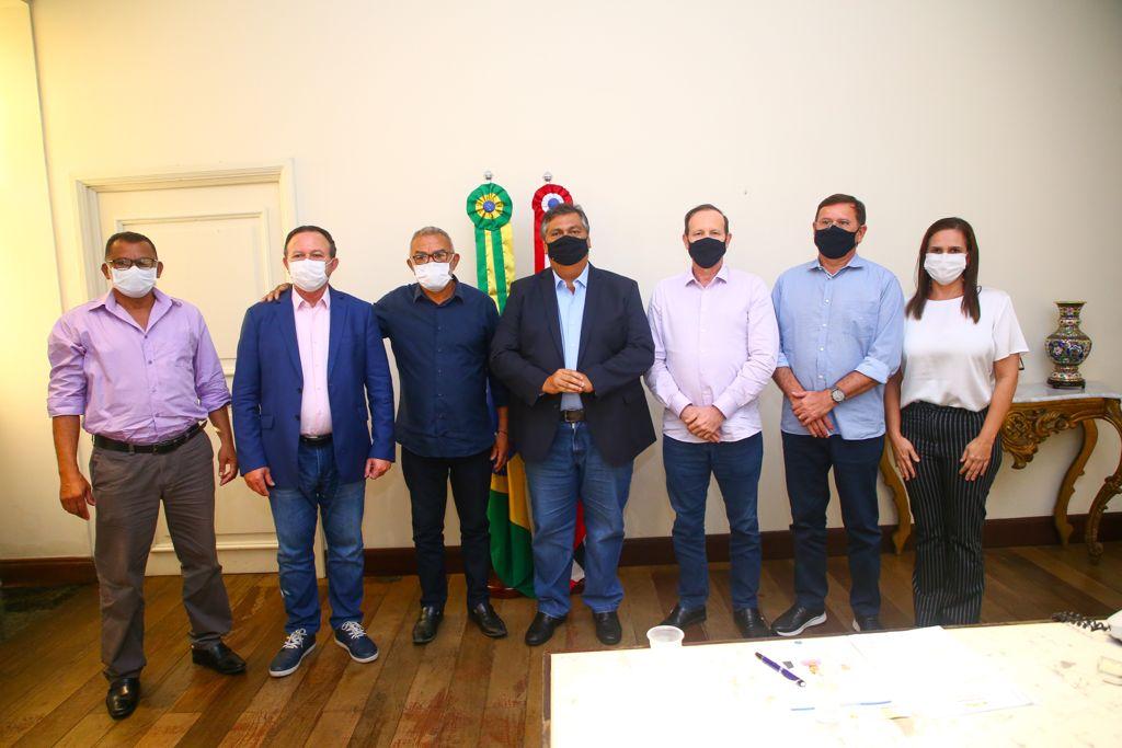 Márcio Honaiser e prefeito Itamar conquistam mais ações para Alto Parnaíba junto ao Governo do Estado…